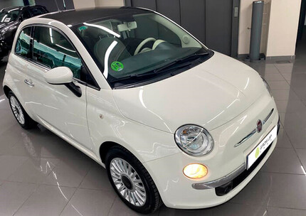 FIAT 500 S LOUNGE