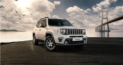 JEEP RENEGADE MY20 LIMITED