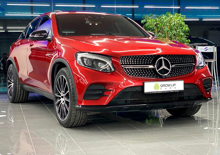 MERCEDES GLC COUPE 250d REN3570