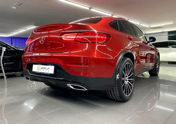 MERCEDES GLC COUPE 250d REN3570 (14)