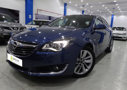 OPEL INSIGNIA SS EXCELLENCE